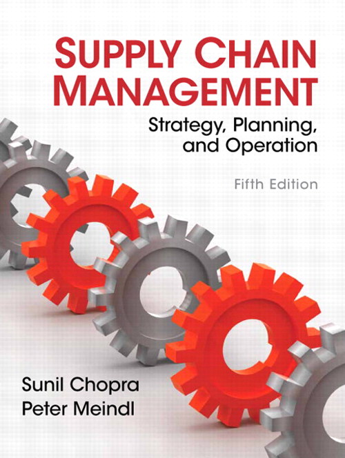 Supply Chain Management, CourseSmart eTextbook, 5th Edition