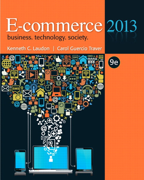 E-commerce 2013, CourseSmart eTextbook, 9th Edition