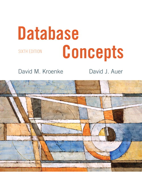 Database Concepts, CourseSmart eTextbook, 6th Edition