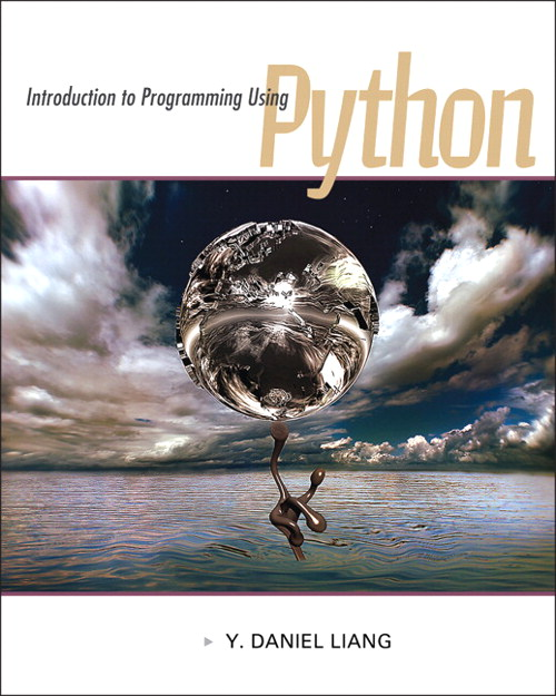 Introduction to Programming Using Python, CourseSmart eTextbook