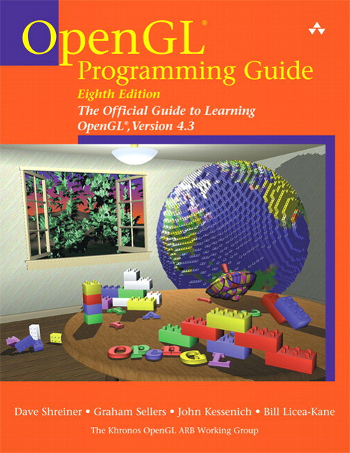OpenGL Programming Guide: The Official Guide to Learning OpenGL, Version 4.3, CourseSmart eTextbook, 8th Edition
