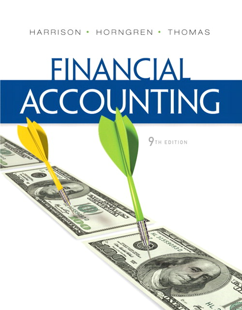 Financial Accounting, CourseSmart eTextbook, 9th Edition