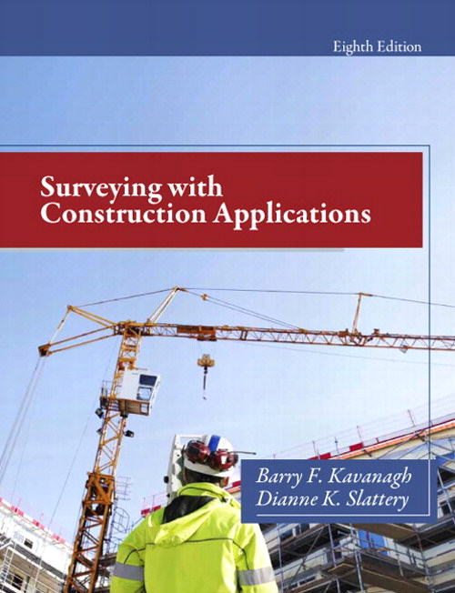 Surveying with Construction Applications, 8th Edition