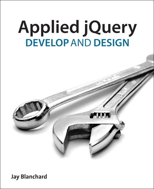 Applied jQuery: Develop and Design, CourseSmart eTextbook