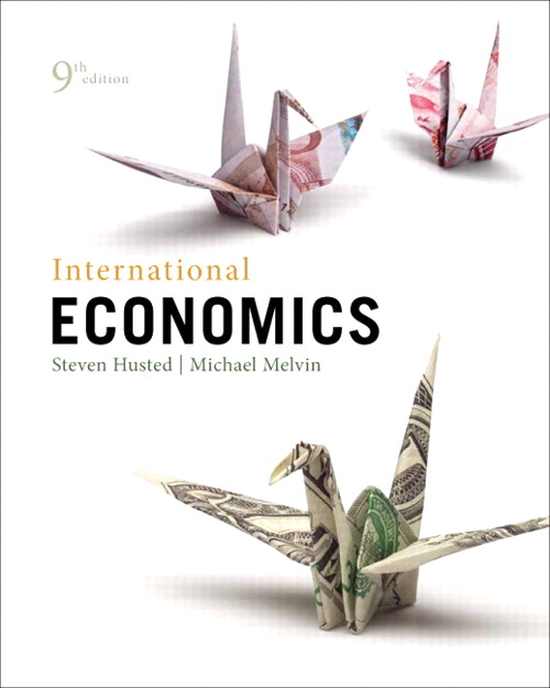 International Economics, CourseSmart eTextbook, 9th Edition