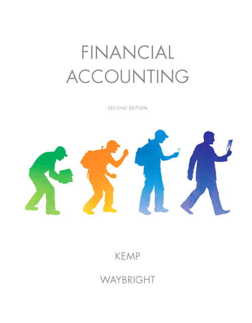 Financial Accounting, CourseSmart eTextbook, 2nd Edition