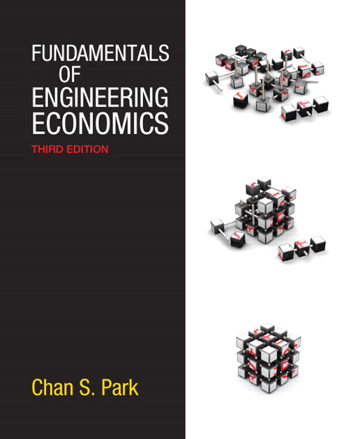 Fundamentals of Engineering Economics, CourseSmart eTextbook, 3rd Edition