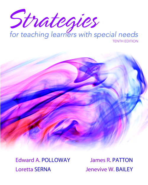 Strategies for Teaching Learners with Special Needs, CourseSmart eTextbook, 10th Edition