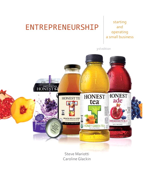 Entrepreneurship: Starting and Operating a Small Business, CourseSmart eTextbook, 3rd Edition