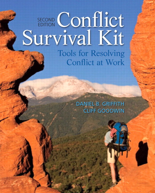 Conflict Survival Kit: Tools for Resolving Conflict at Work, CourseSmart eTextbook, 2nd Edition