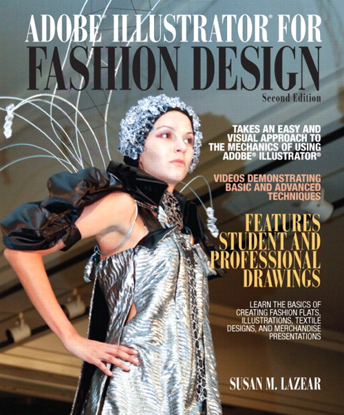 Adobe Illustrator for Fashion Design, 2nd Edition