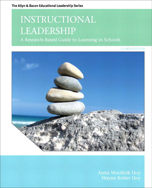Instructional Leadership: A Research Based Guide to Learning in School, CourseSmart eTextbook, 4th Edition