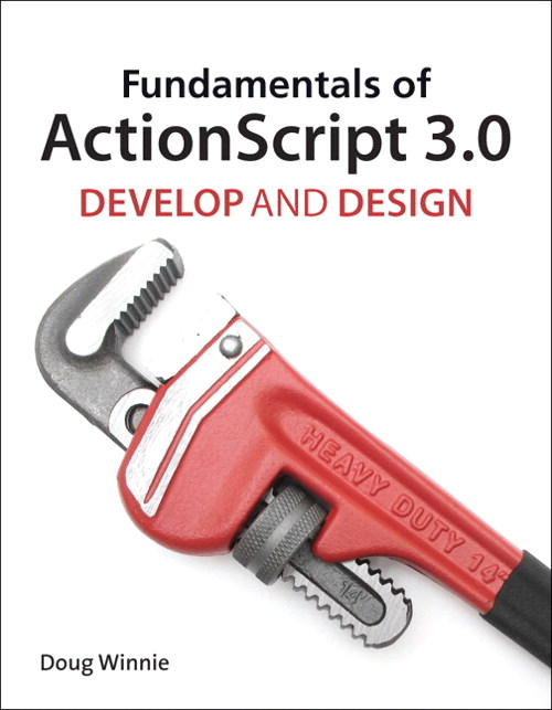 Fundamentals of ActionScript 3.0: Develop and Design, CourseSmart eTextbook