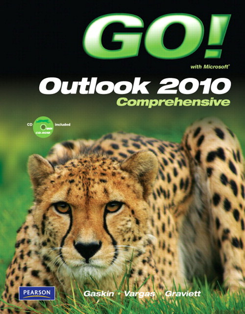 GO! with Microsoft Outlook 2010 Comprehensive, CourseSmart eTextbook