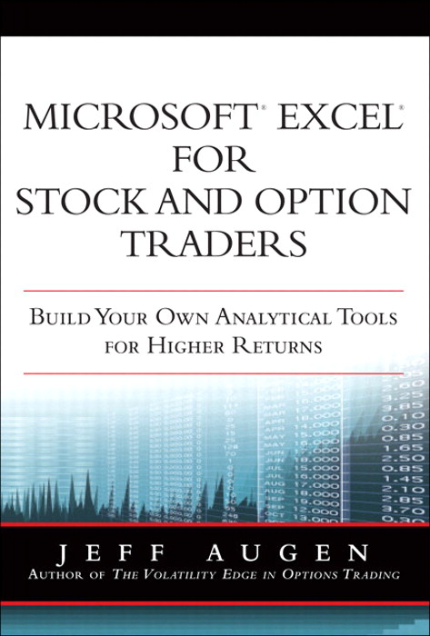 Microsoft Excel for Stock and Option Traders: Build Your Own Analytical Tools for Higher Returns, CourseSmart eTextbook
