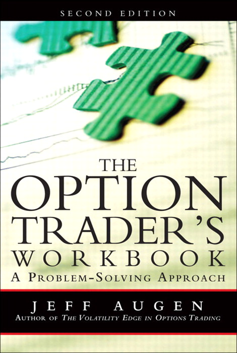 Option Trader's Workbook, The: A Problem-Solving Approach, CourseSmart eTextbook