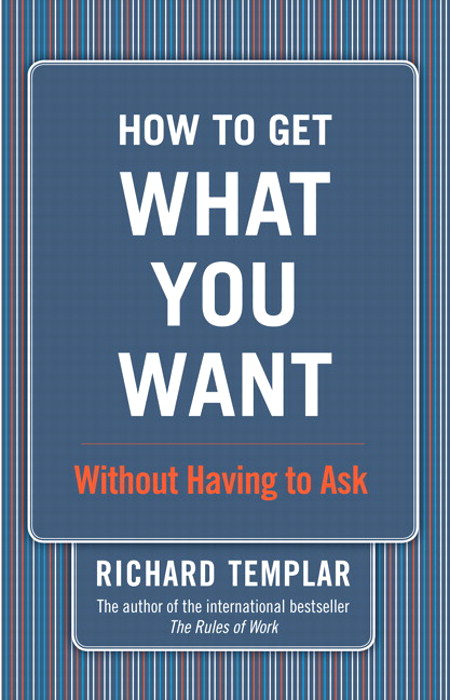 How to Get What You Want...Without Having to Ask, CourseSmart eTextbook
