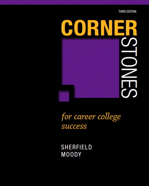 Cornerstones for Career College Success, CourseSmart eTextbook, 3rd Edition
