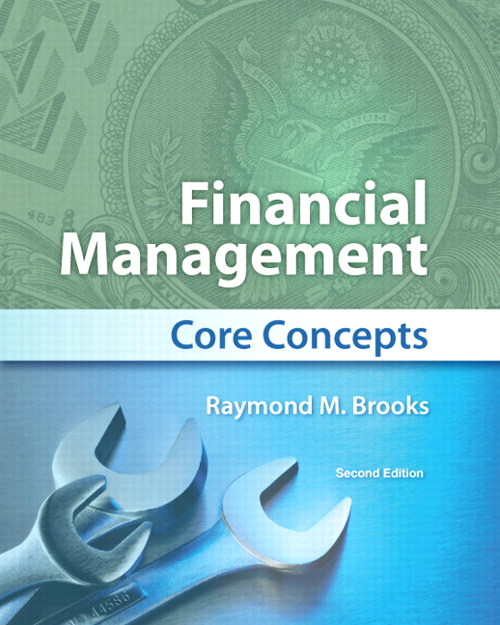 Financial Management: Core Concepts, CourseSmart eTextbook, 2nd Edition