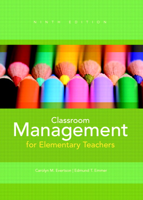 Classroom Management for Elementary Teachers, CourseSmart eTextbook, 9th Edition