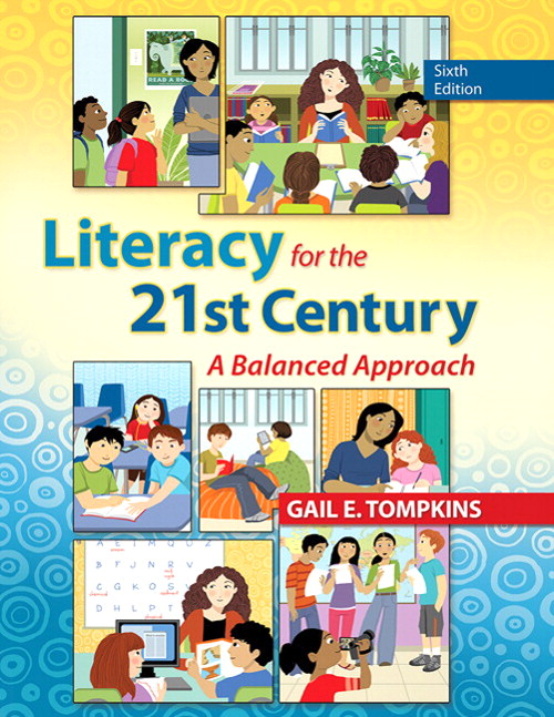 Literacy for the 21st Century: A Balanced Approach, CourseSmart eTextbook, 6th Edition