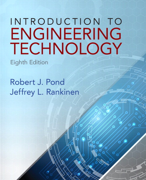 Introduction to Engineering Technology, CourseSmart eTextbook, 8th Edition