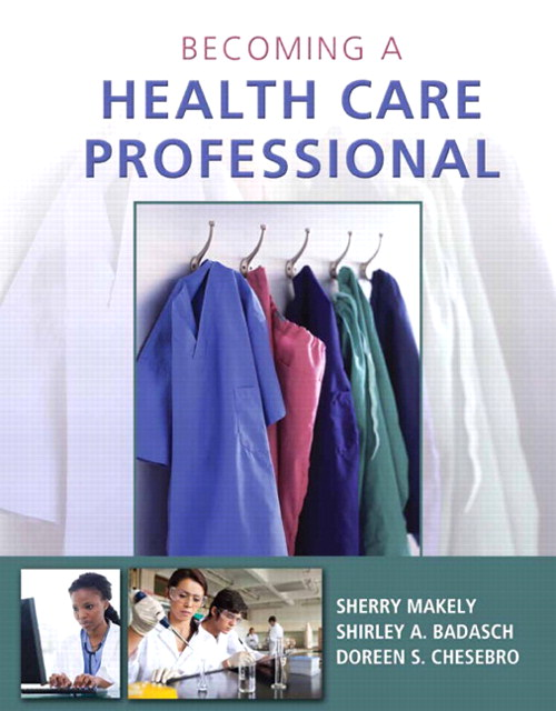 Becoming a Health Care Professional, CourseSmart eTextbook