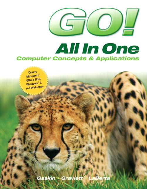 Go! All in One: Computer Concepts and Applications, CourseSmart eTextbook