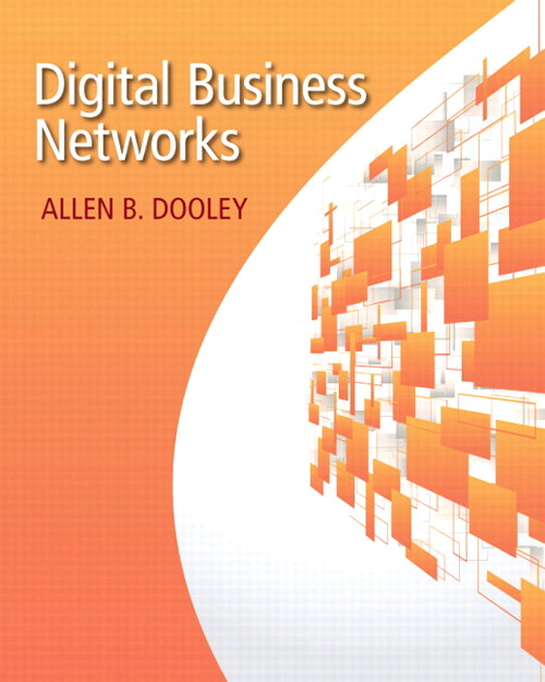 Digital Business Networks, CourseSmart eTextbook