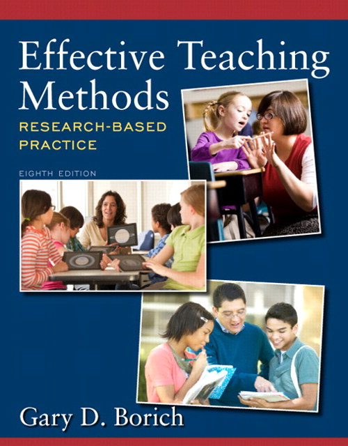 Effective Teaching Methods: Research-Based Practice, CourseSmart eTextbook, 8th Edition
