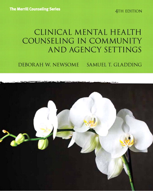 Clinical Mental Health Counseling in Community and Agency Settings, CourseSmart eTextbook, 4th Edition