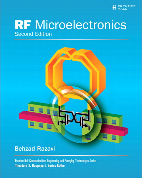 RF Microelectronics, CourseSmart eTextbook, 2nd Edition