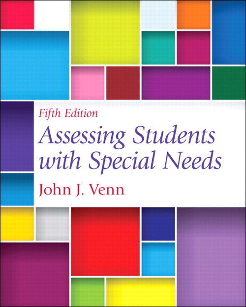 Assessing Students with Special Needs, CourseSmart eTextbook, 5th Edition