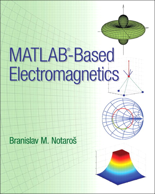 MATLAB-Based Electromagnetics, CourseSmart eTextbook