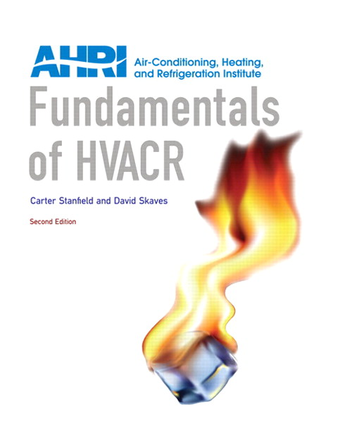Fundamentals of HVACR, CourseSmart eTextbook, 2nd Edition