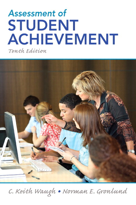 Assessment of Student Achievement, CourseSmart eTextbook, 10th Edition