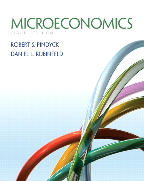 Microeconomics, CourseSmart eTextbook, 8th Edition