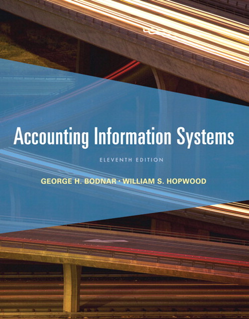 Accounting Information Systems, CourseSmart eTextbook, 11th Edition