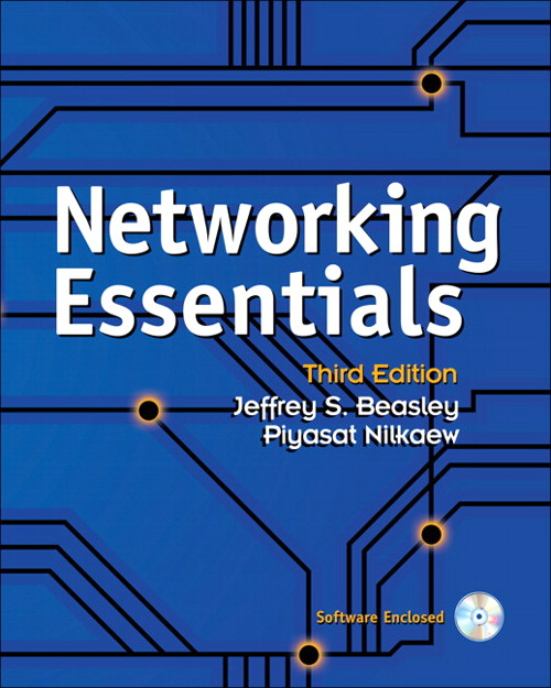 Networking Essentials, CourseSmart eTextbook, 3rd Edition