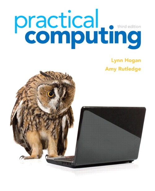 Practical Computing, CourseSmart eTextbook, 3rd Edition