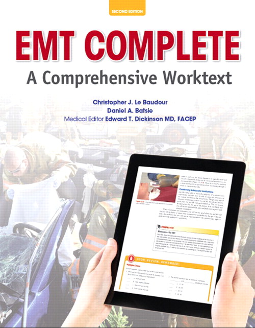 EMT Complete: A Comprehensive Worktext, 2nd Edition