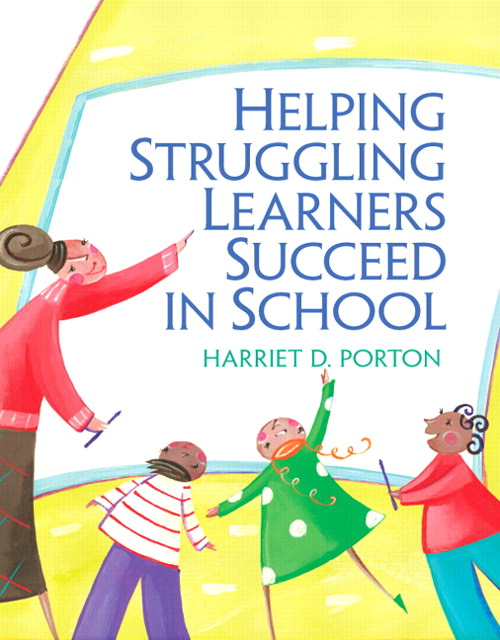Helping Struggling Learners Succeed in School, CourseSmart eTextbook