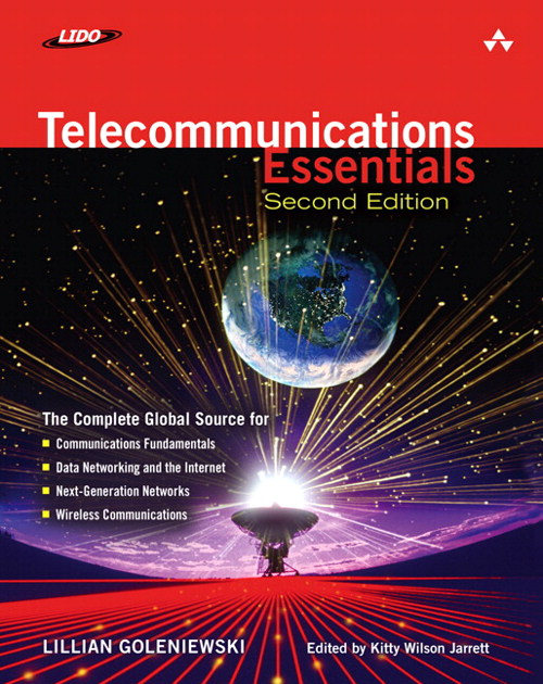 Telecommunications Essentials: The Complete Global Source, CourseSmart eTextbook, 2nd Edition