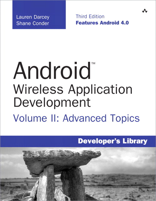 Android Wireless Application Development Volume II: Advanced Topics, CourseSmart eTextbook, 3rd Edition
