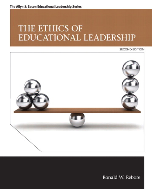 Ethics of Educational Leadership, The, CourseSmart eTextbook