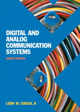 Digital & Analog Communication Systems, 8th Edition