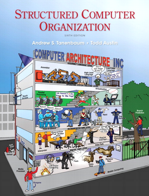Structured Computer Organization, CourseSmart eTextbook, 6th Edition