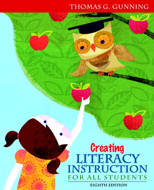 Creating Literacy Instruction for All Students, CourseSmart eTextbook, 8th Edition