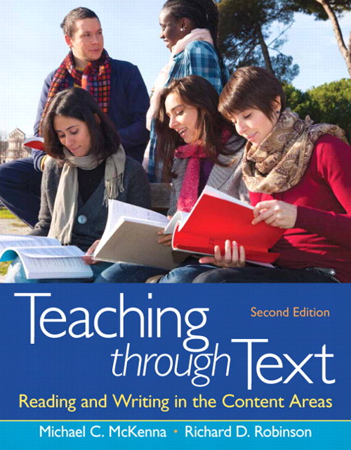 Teaching Through Text: Reading and Writing in the Content Areas, CourseSmart eTextbook, 2nd Edition