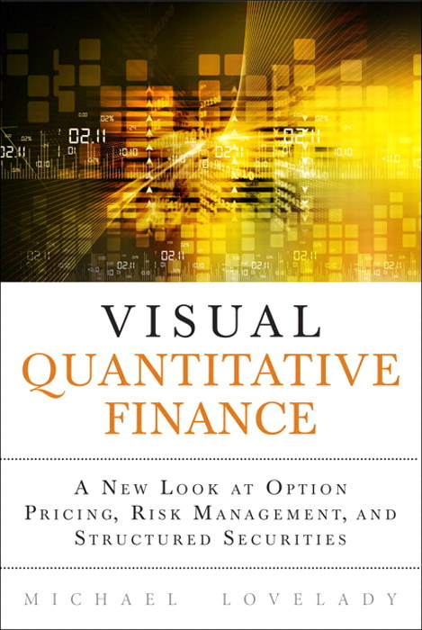 Visual Quantitative Finance: A New Look at Option Pricing, Risk Management, and Structured Securities, CourseSmart eTextbook